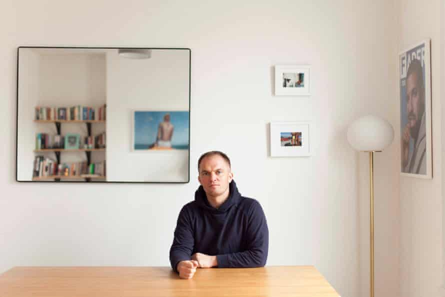 Stuart Brumfitt, the new editor of the Face.