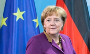 German Chancellor Angela Merkel is among the 376 people and organisations nominated for the Nobel Peace Prize this year.