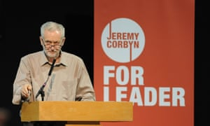 Jeremy Corbyn at a rally at the Royal Armouries in Leeds last week.