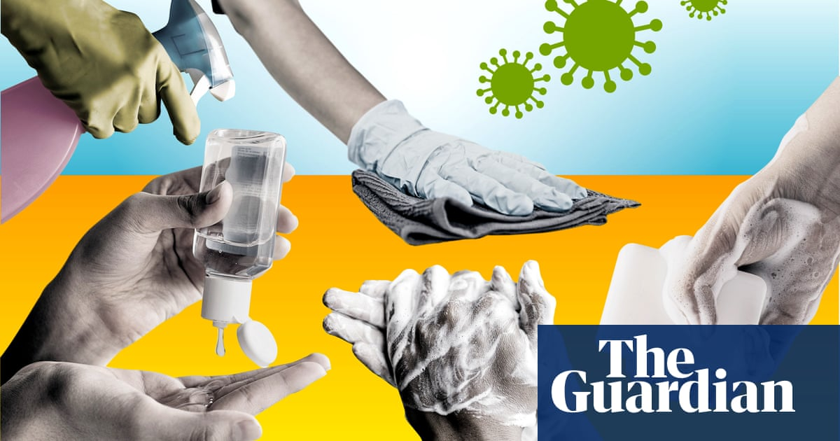 Hygiene theatre: how excessive cleaning gives us a false sense of security
