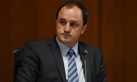 Greens MP Jeremy Buckingham