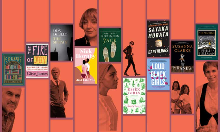 Books to fall for 2020