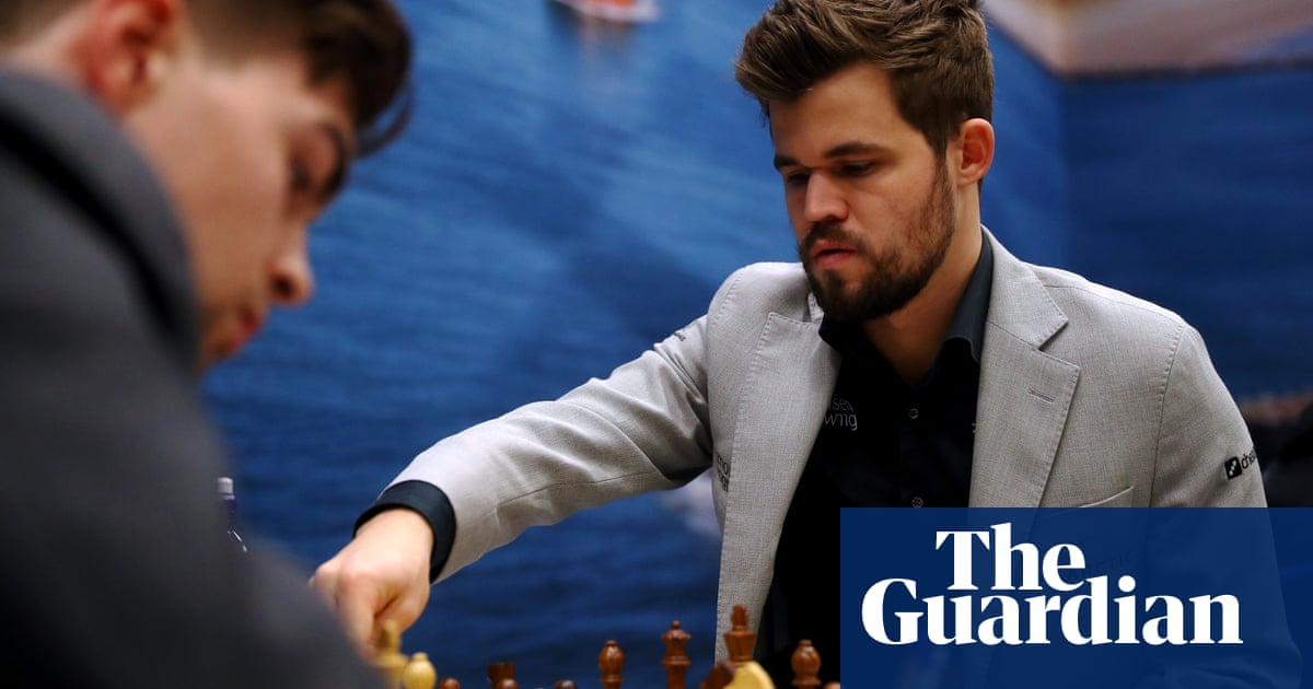 Magnus Carlsen breaks record for longest unbeaten streak in chess history