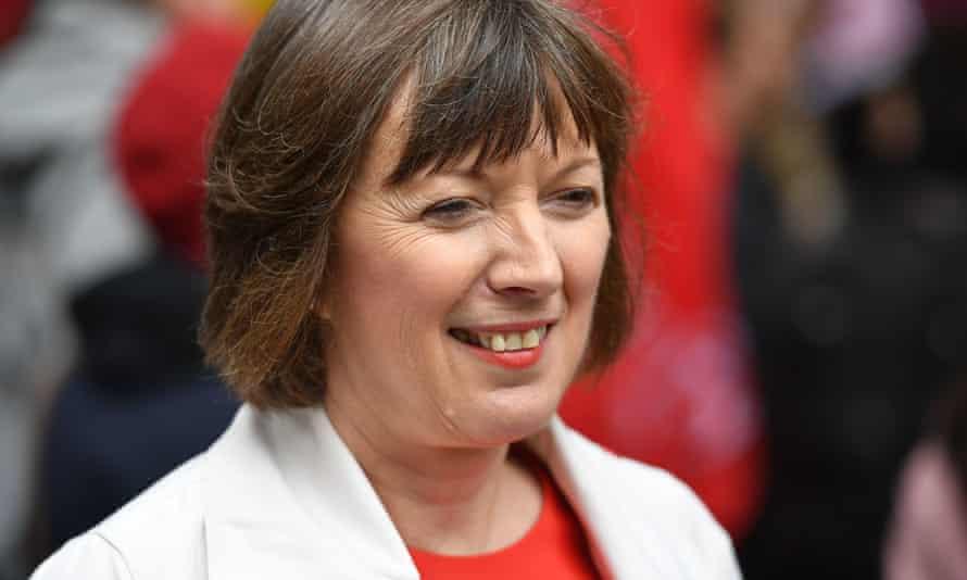 Frances O'Grady, general secretary  of the TUC