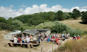 Hidden Hut Cornwall: 'It's impossible not to adore the place'.