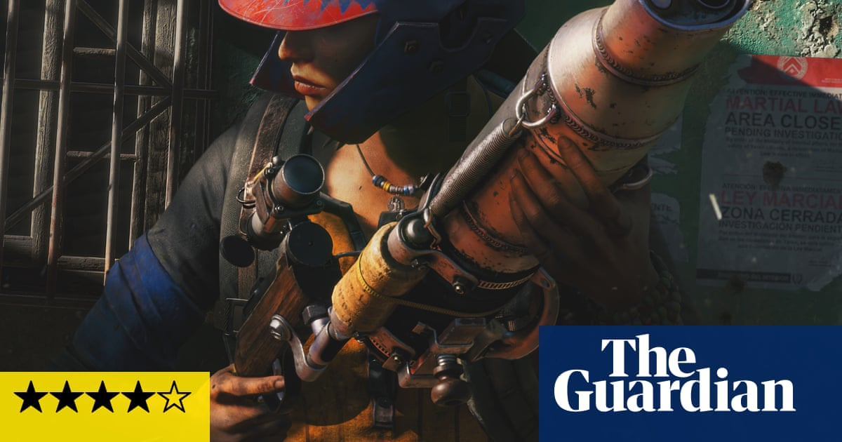 Far Cry 6 review – neatly packaged chaos in fictional Latin America