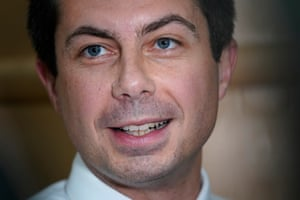 Buttigieg's campaign said he had never worked on bread pricing specifically at Loblaw, and that he moved on from BCBS before cuts were announced.