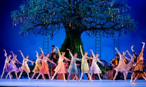 The Winter's Tale by Christopher Wheeldon at the Royal Opera House.