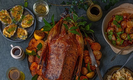 Simon Hopkinson's Christmas lunch recipes