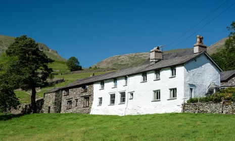 The Yan at Broadrayne, Lake District
