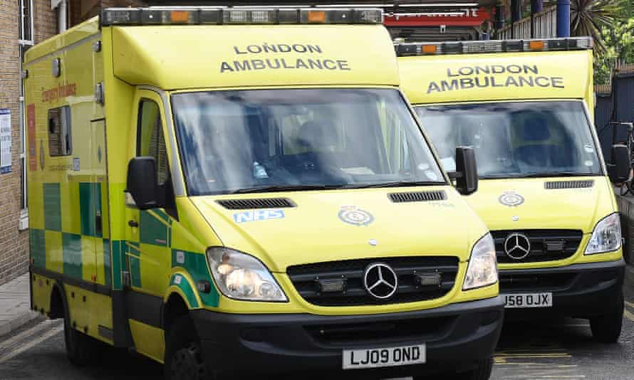 Five hospitals had to divert ambulances away after the WannaCry hack.