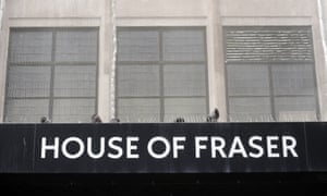 house of fraser landlords up in arms over cva rent cuts. Black Bedroom Furniture Sets. Home Design Ideas