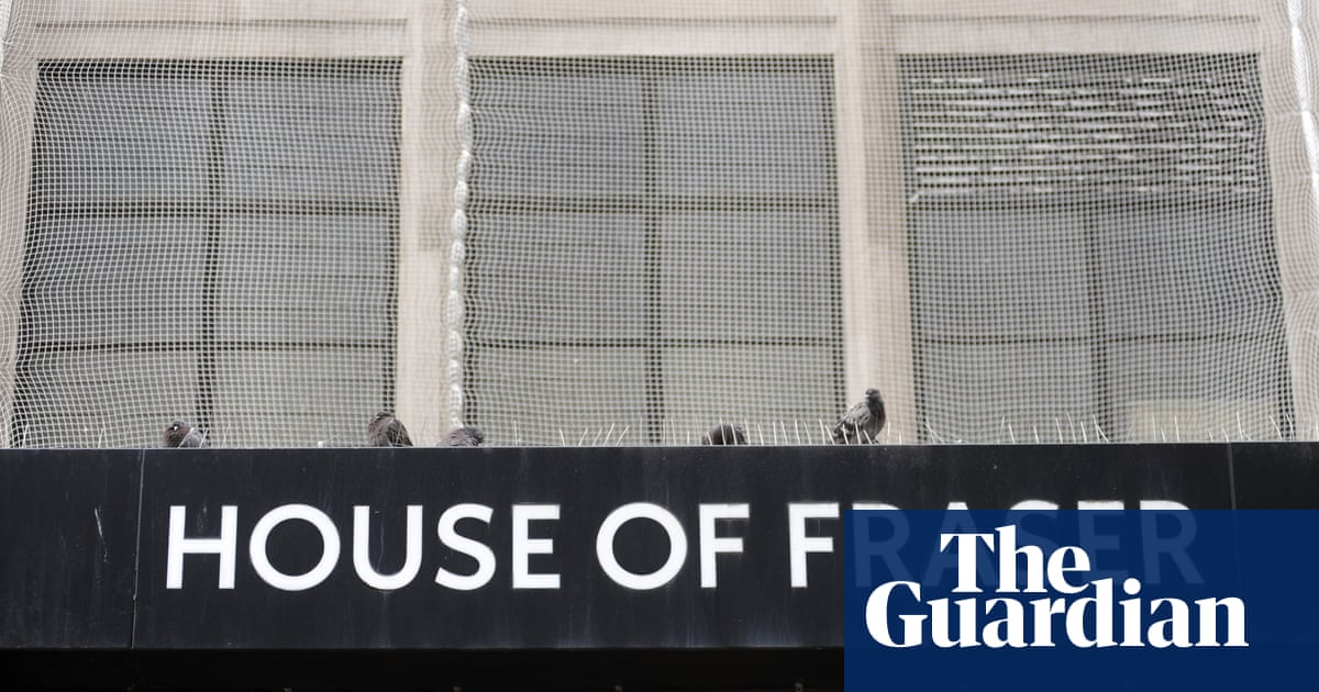 House of Fraser  full list of 31 stores under threat of closure ... b85893f03