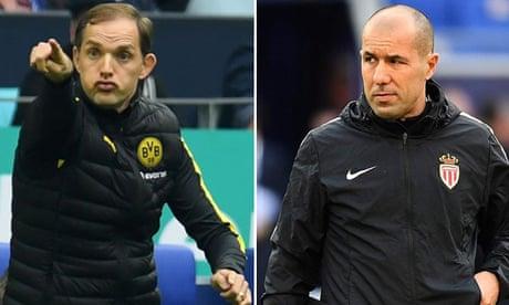 Borussia Dortmund v Monaco: Champions League – live!