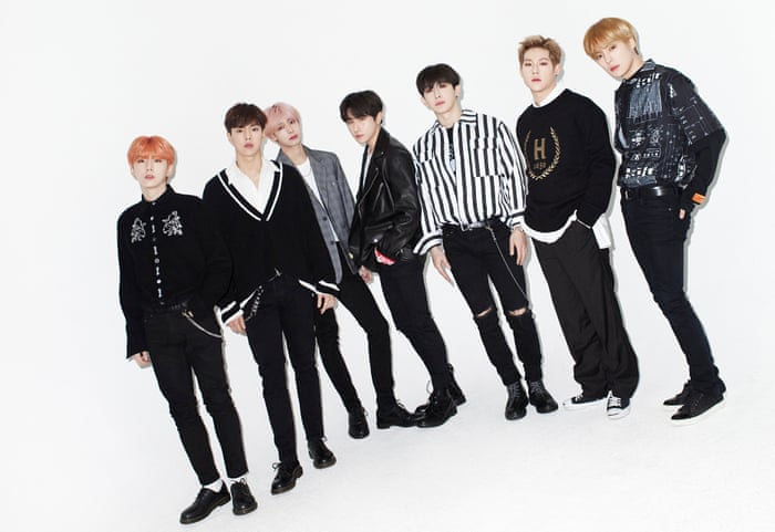 Monsta X: the boyband surviving the K-pop factory | Music