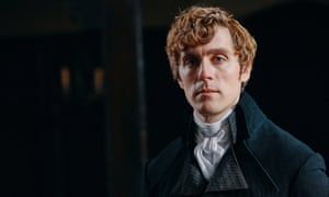 Majestic … Jack Farthing as Sir Evil George.