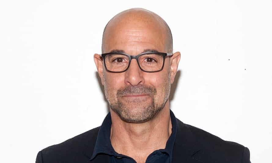 Photograph of Stanley Tucci