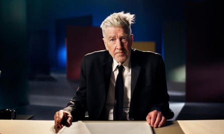 Get intimate with David Lynch.