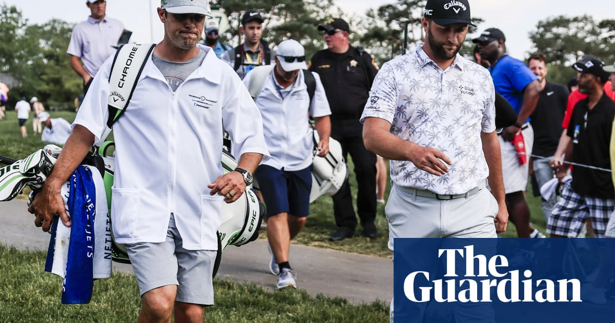 Jon Rahm's PGA withdrawal shows world Covid must come before sport
