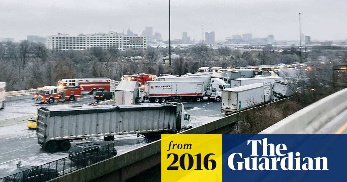Gas tanker explosion in Baltimore kills two amid harsh winter
