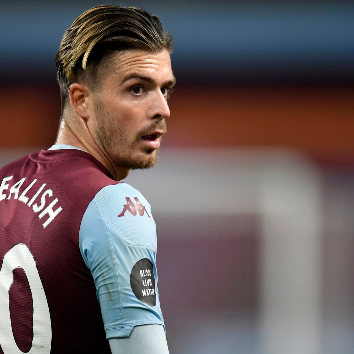 Jack Grealish Receives First England Call Up To Replace Marcus Rashford England The Guardian