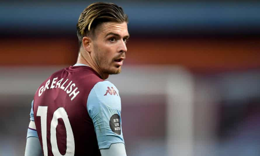 Jack Grealish has been called up to the England squad for the Nations League matches against Iceland and Denmark.