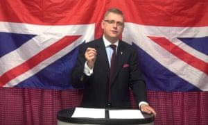 Scottish Calvinist Jim Dowson