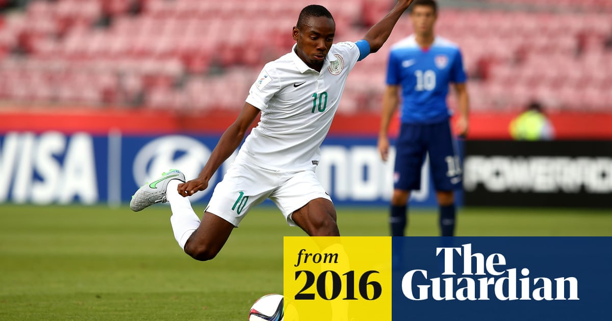 e6869b7a4c5 Arsenal set to sign Nigeria starlets Kelechi Nwakali and Samuel Chukwueze