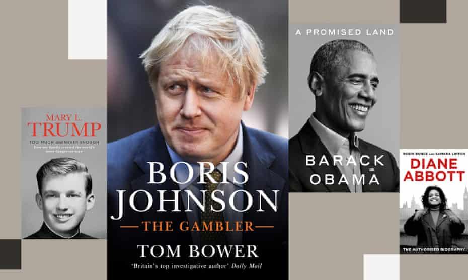 Best politics books of 2020
