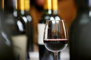 """A glass of Bordeaux red wine classified """"crus bourgeois"""" – but not all Bordeaux are sold at snooty prices."""