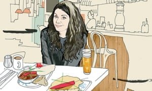 Caitlin Moran - Lunch With