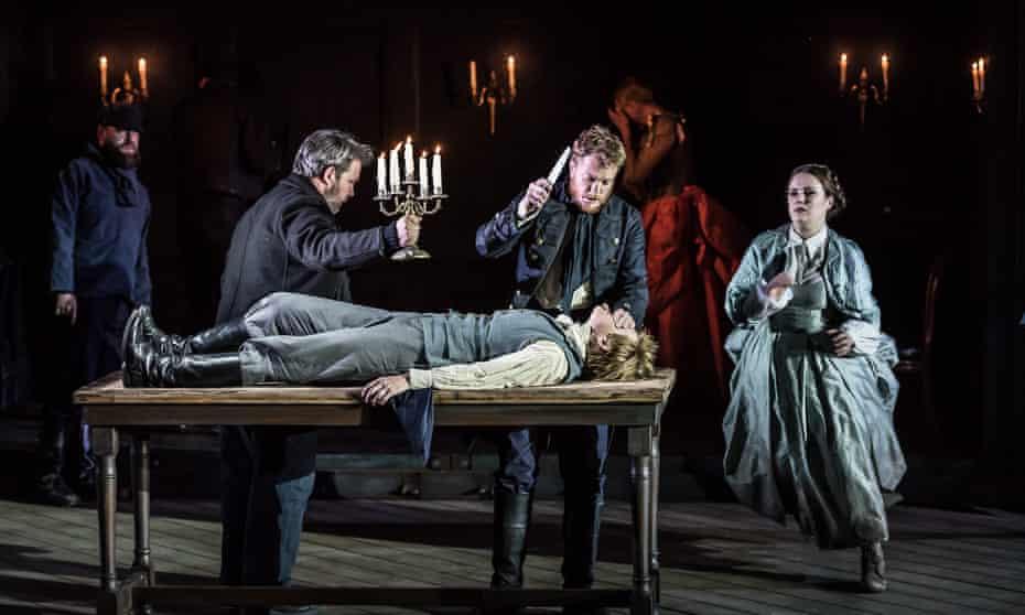 Garsington Opera's Idomeneo.