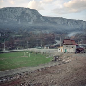 Bănița, Hunedoara county, 2012 This commune is composed of three villages: Bănița, Crivadia and Merișor