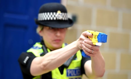 Police used stun guns on mentally ill patients 96 times in a year