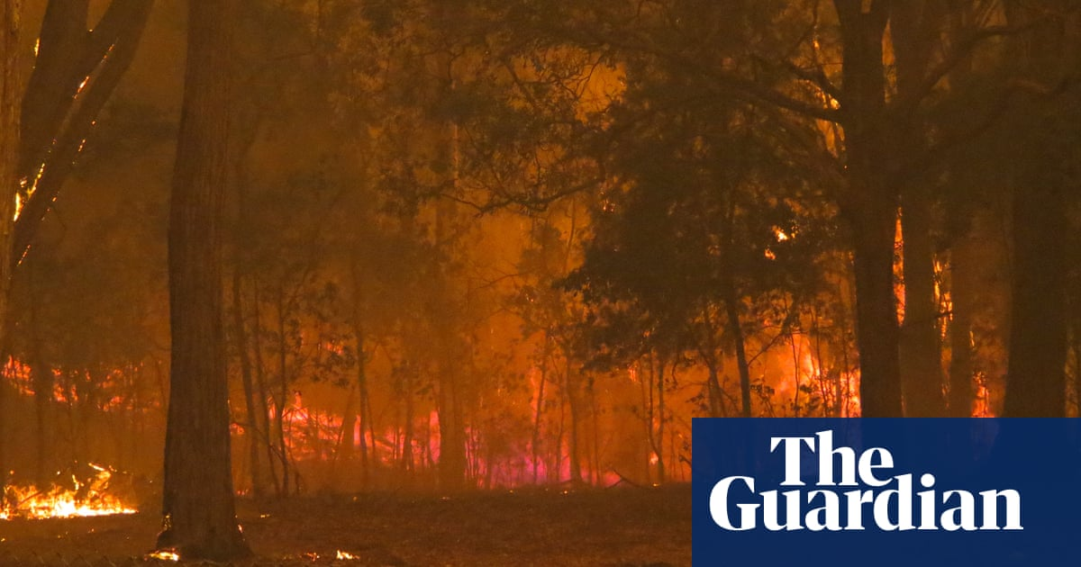 Australia must prepare for future shaped by extreme climate bushfire royal commission report warns – The Guardian