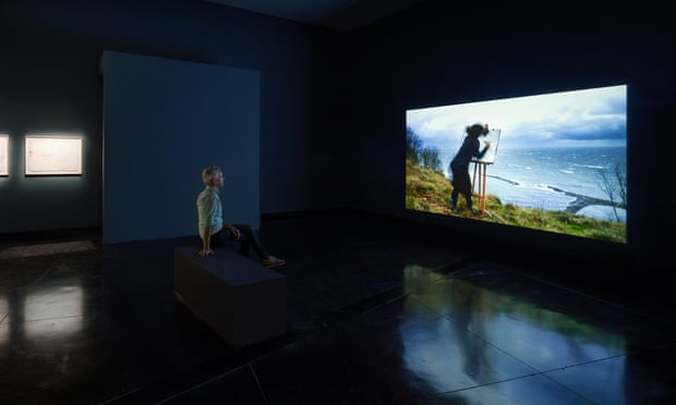 Who are some Australian artists whose work focusses/d on the Built Environment of Australia?