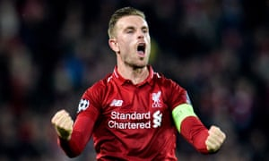 Jordan Henderson believes the winning feeling must become a regular one for Liverpool now.