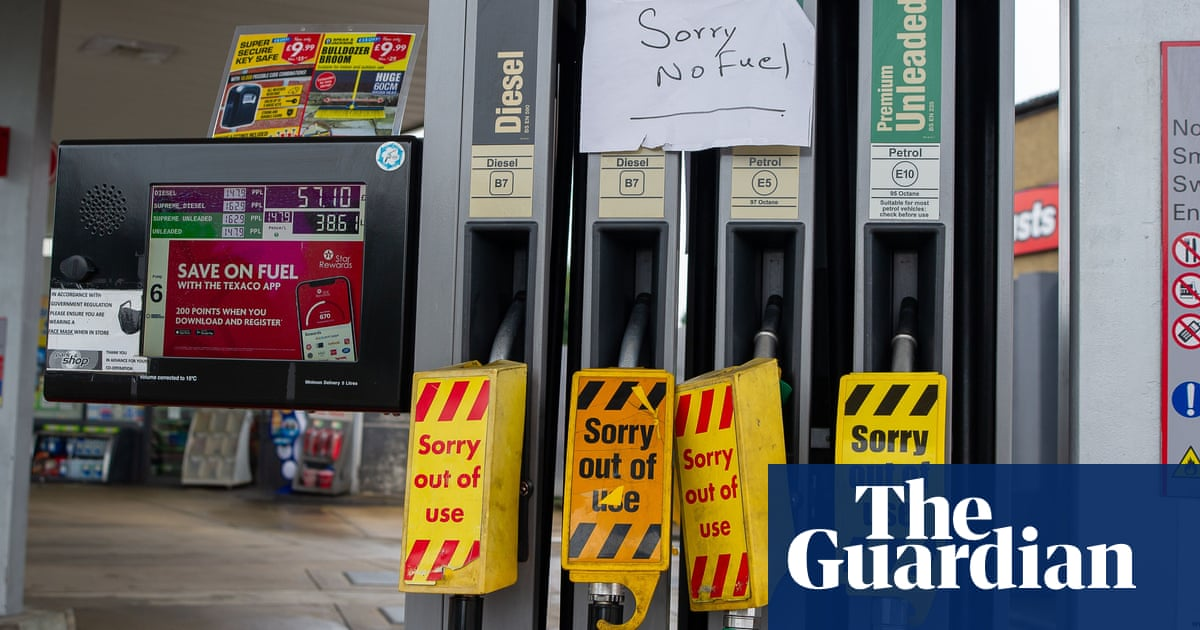 UK public borrowing falls despite fuel crisis and supply chain issues