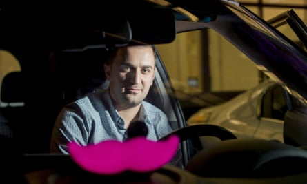 Lyft General Motors ride-hailing