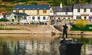 The Saracens Head Inn, Herefordshire