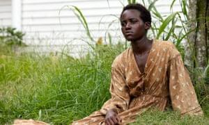 Lupita Nyong'o in 12 Years a Slave.