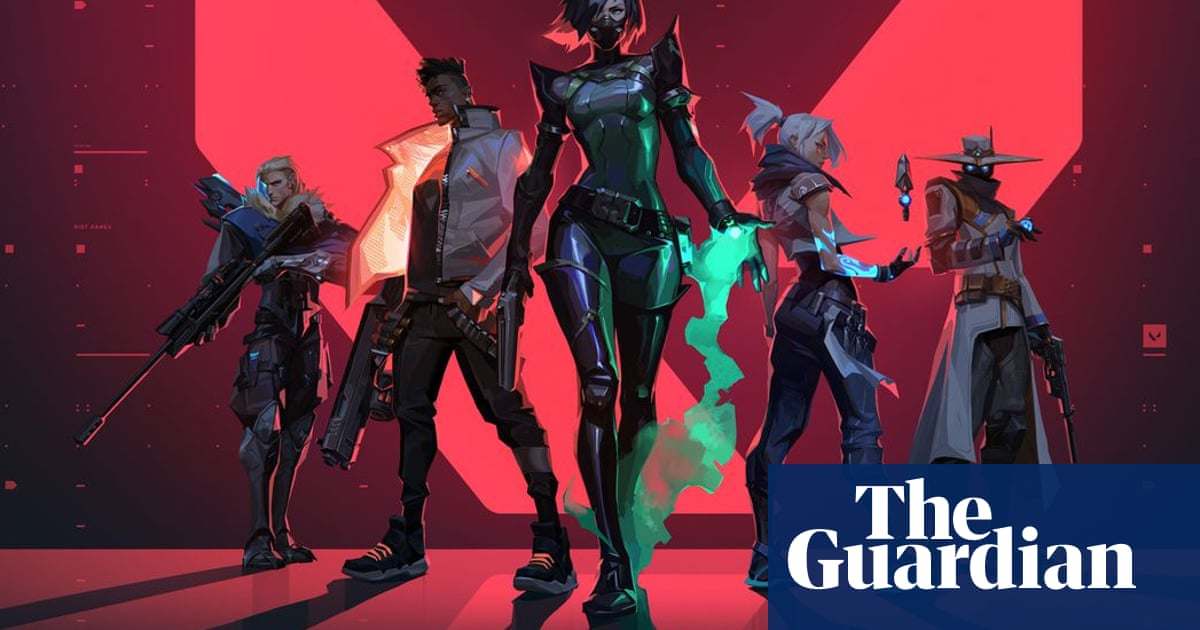Move over, Fortnite: how Valorant became the next big competitive game | Games | The Guardian thumbnail