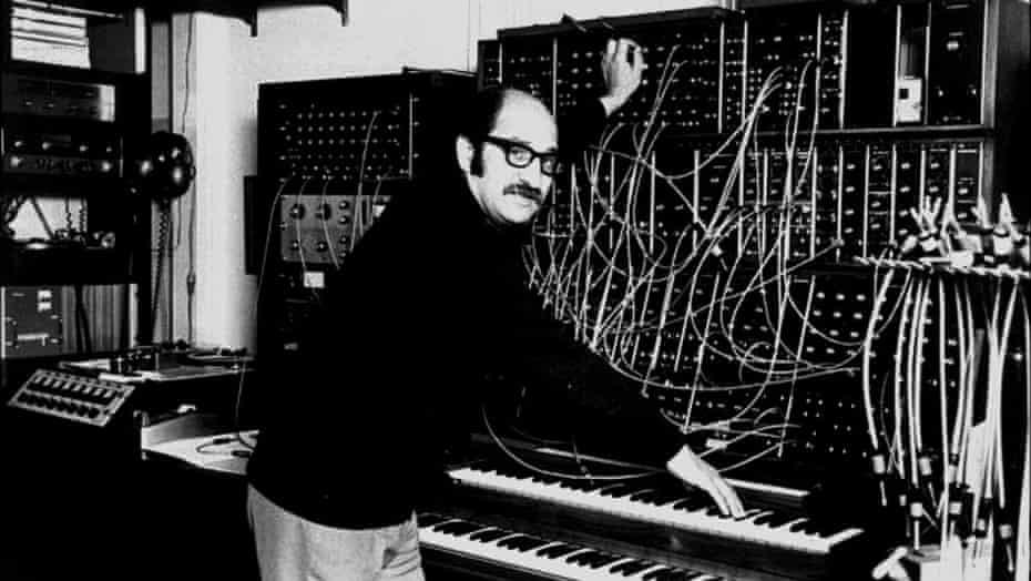 Composer Mort Garson.