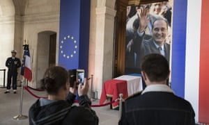 Tribute to Jacques Chirac