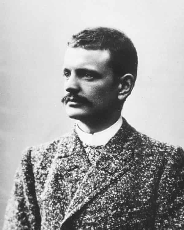 Jean Sibelius (1865-1957).