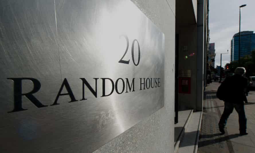 Random House in central London.