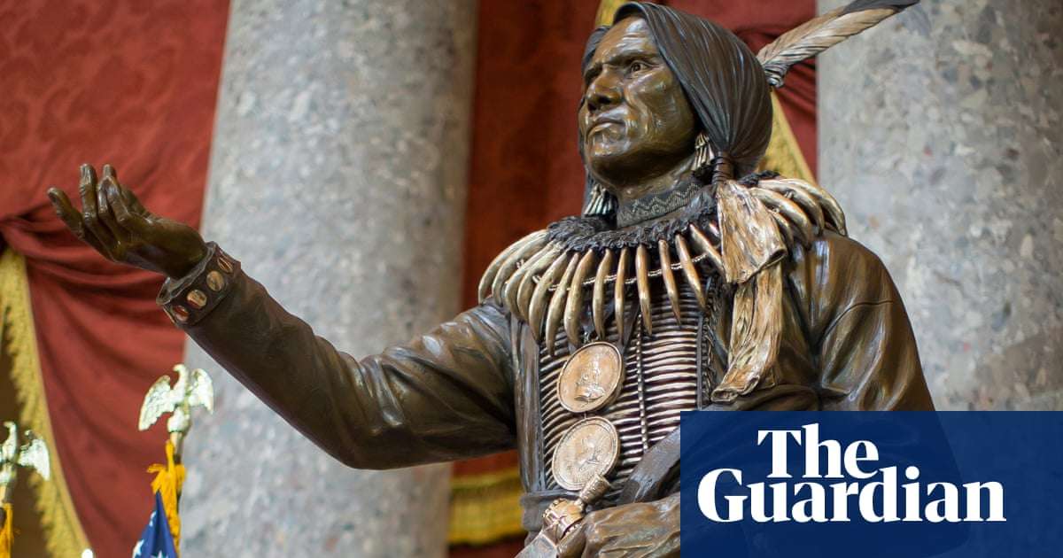 Native American lawyer calls on Harvard to return ancestral relic
