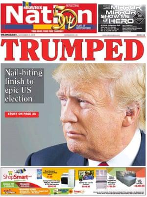 Daily News, Barbados
