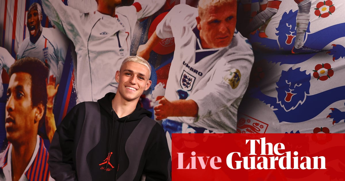 Euro 2020: England v Italy countdown continues in buildup to final – live!
