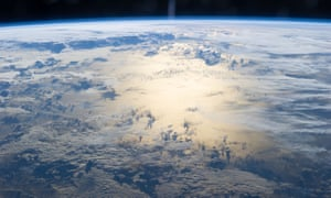 Spraying or injecting tiny airborne particles into the stratosphere has been regarded as one of the prime possibilities for geoengineering, by reflecting some of the sun's rays back into space before they can warm the Earth.